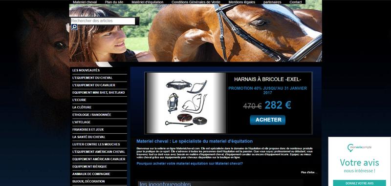 Materiel Cheval : le meilleur pour votre cheval