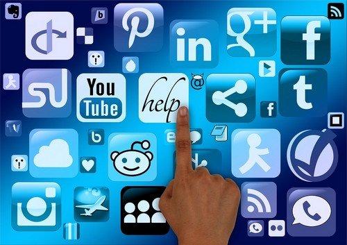 partage réseaux sociaux