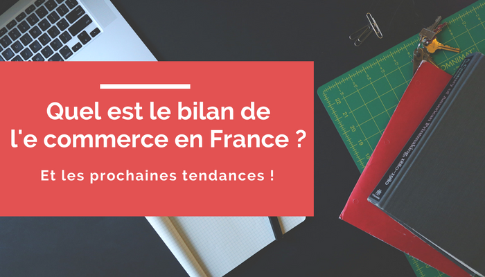 marché de l'e commerce en france