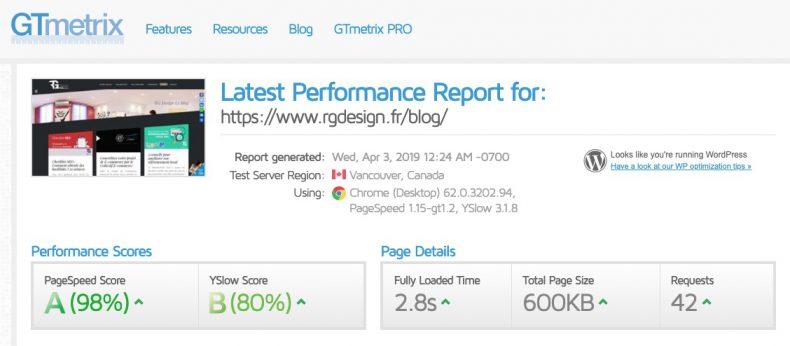GT Metric blog RG design après