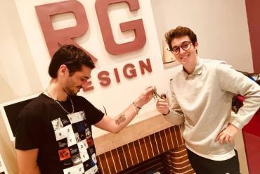nouvelle responsable SEO à l'agence RG Design