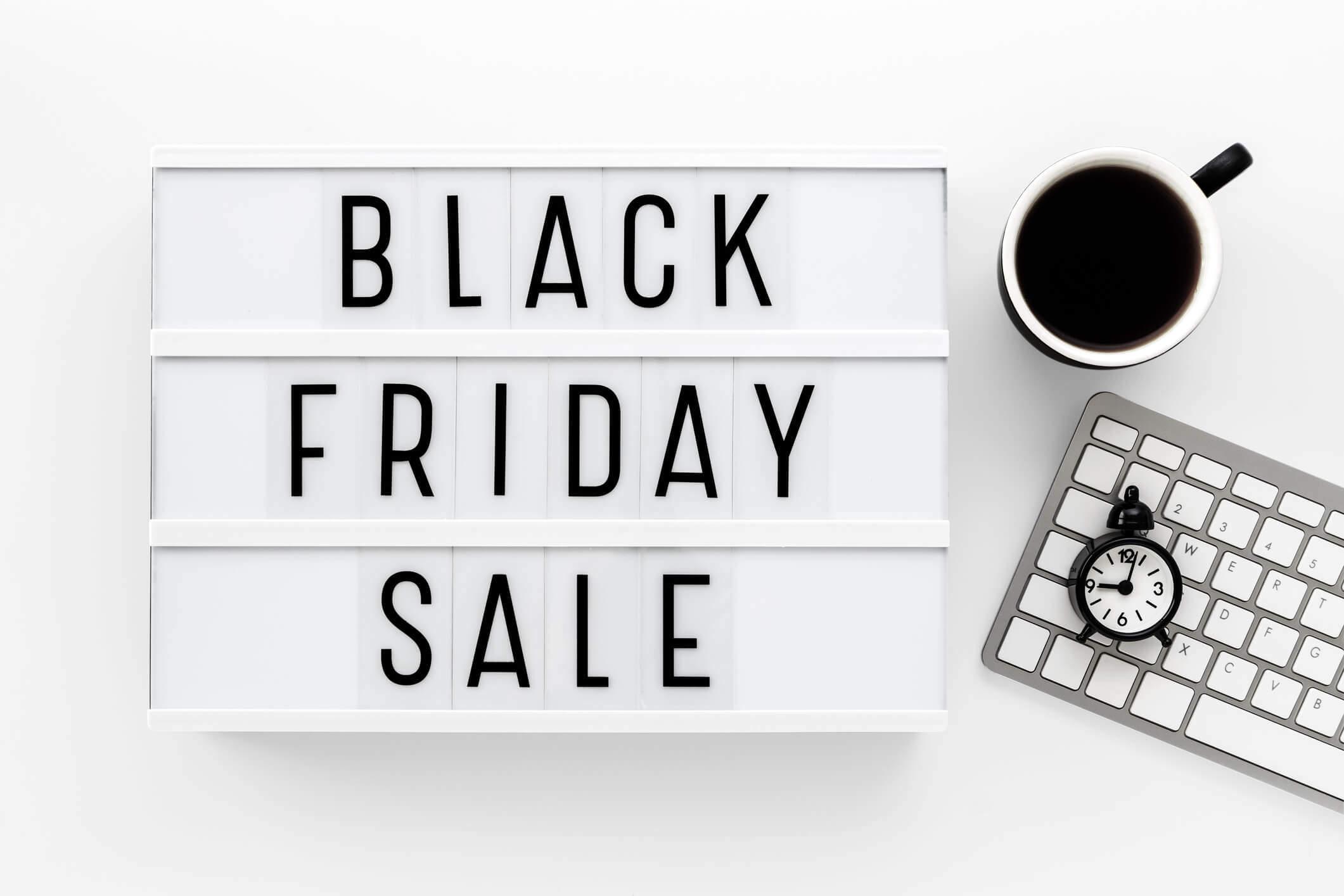 Black Friday, comment bien préparer son site e-commerce