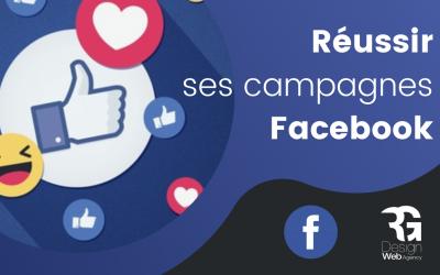 5 Étapes pour réussir vos campagnes Facebook en 2020