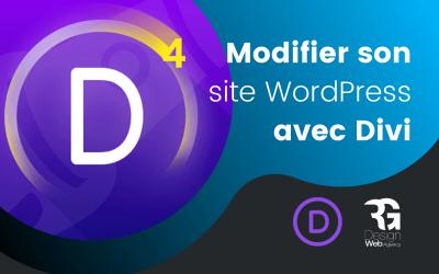 Comment modifier le design de son site WordPress avec Divi Builder ?