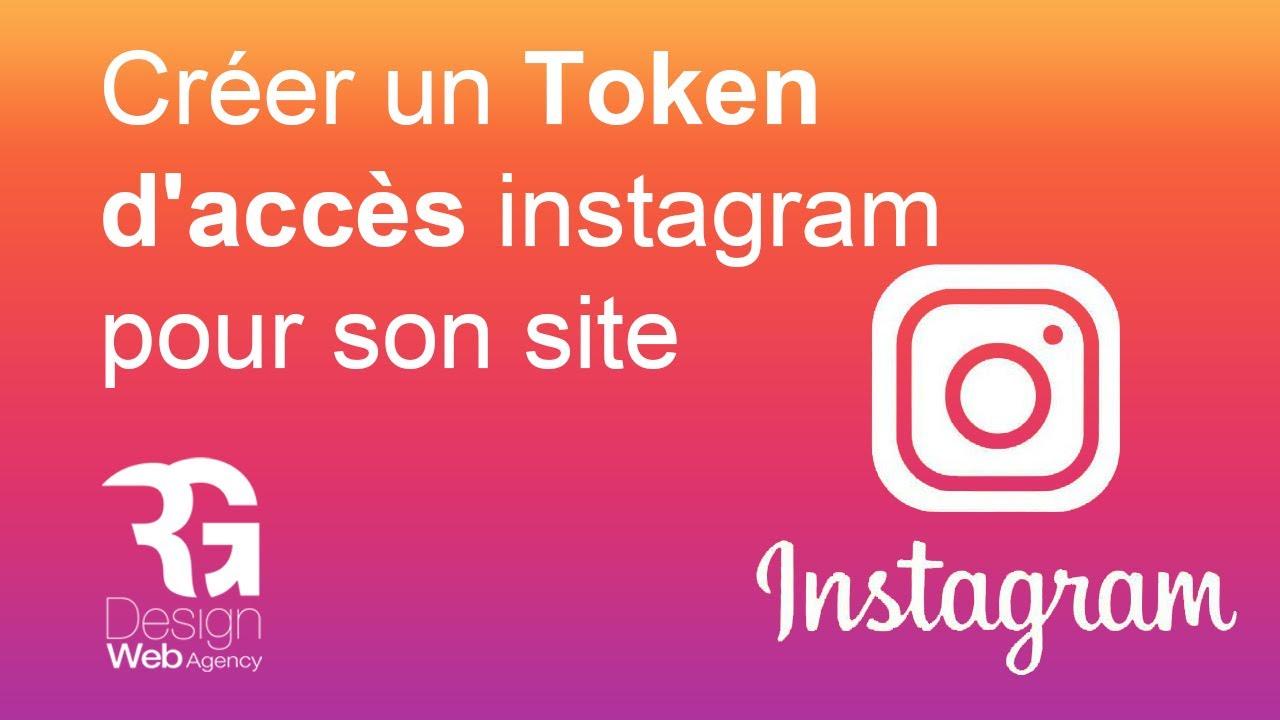 Le guide pour obtenir un token instagram et intégrer un feed sur votre site en 5 étapes