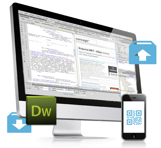formation-dreamweaver-page